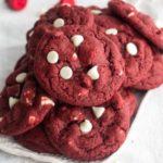 Pasos para realizar unas suculentas galletas Red Velvet